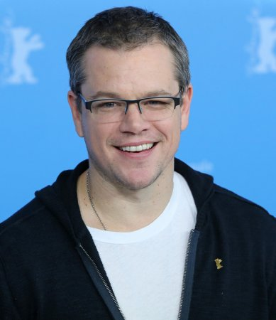 Actor Matt Damon renews vows with wife Luciana Barrosso