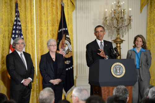 Obama nominates Burwell, Moniz, McCarthy