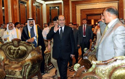 Iraqis try again to form a coalition