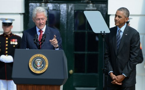 Bill Clinton urges Scotland not to leave the United Kingdom