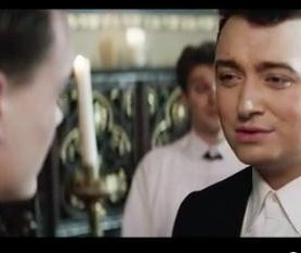 Sam Smith's video for 'Lay Me Down' finds gay couple marrying at a church