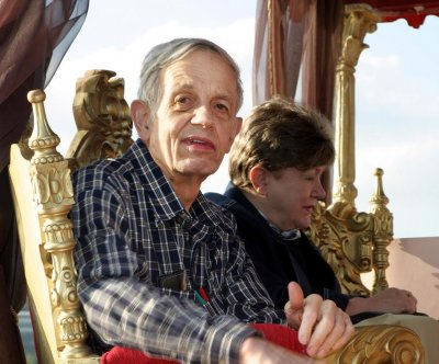 John Nash and wife, subjects of 'A Beautiful Mind' film, dead in crash