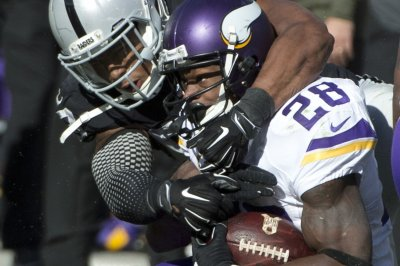 Adrian Peterson sees positive shift for Minnesota Vikings