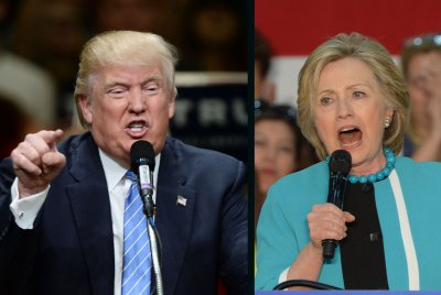 Debate prep: Clinton studies up, Trump doesn't want to be too scripted