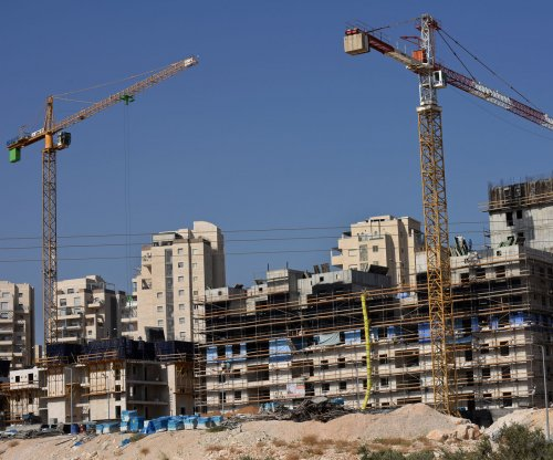 Plans approved for more West Bank housing for Jewish settlers