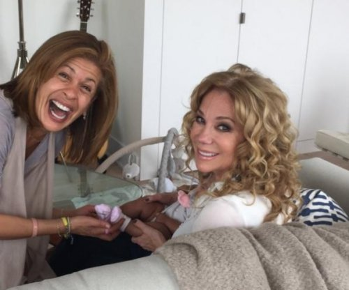 Hoda Kotb introduces daughter to Kathie Lee Gifford