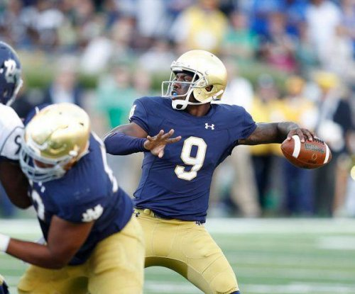 Florida Gators hoping former Notre Dame QB Malik Zaire pumps up sagging offense