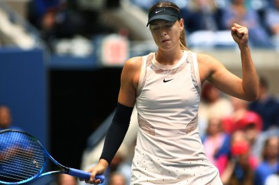Maria Sharapova wins Tianjin Open for first title since 2015