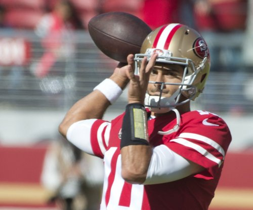 San Francisco 49ers content to be patient with QB Jimmy Garoppolo