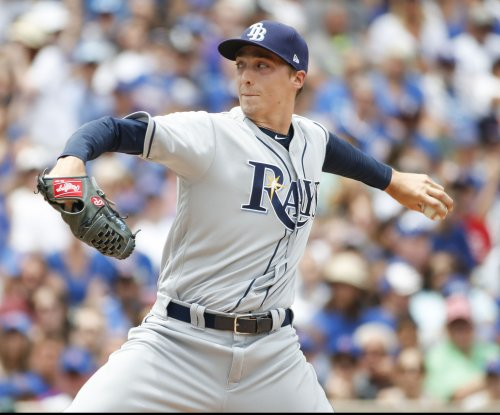 Rays hope to ride Snell's pace vs. Astros