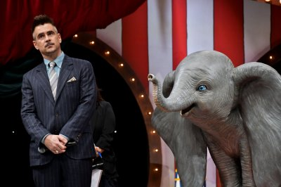 'Dumbo' tops the North American box office with $45M