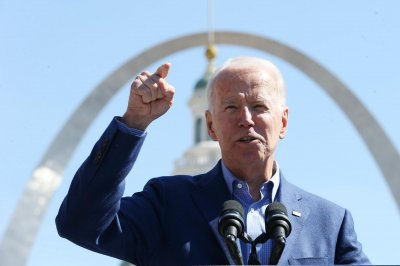 Biden wins in Michigan, Missouri, Miss., Idaho; Sanders takes North Dakota
