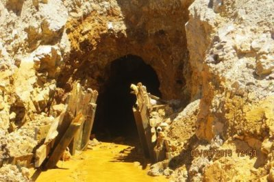 Abandoned mines in the West pose safety, environmental hazards