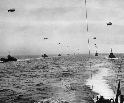On This Day: Allied troops launch D-Day invasion on Normandy