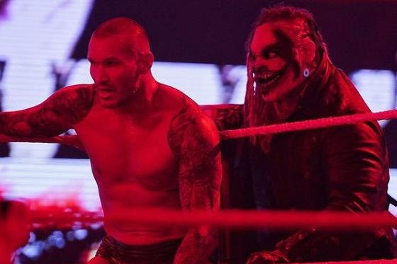 WWE Raw: The Fiend targets Randy Orton
