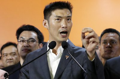 Thai opposition politician charged with slandering king after vaccine remarks