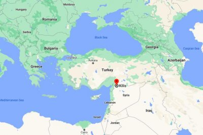 Rockets from Syria land in Turkey's Kilis province