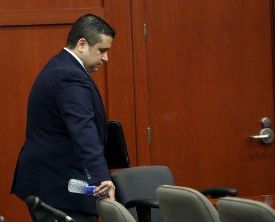 Potential Zimmerman juror says she has seen his website