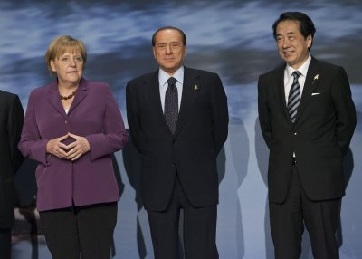 Italians happy to see Berlusconi removed from Senate, poll says