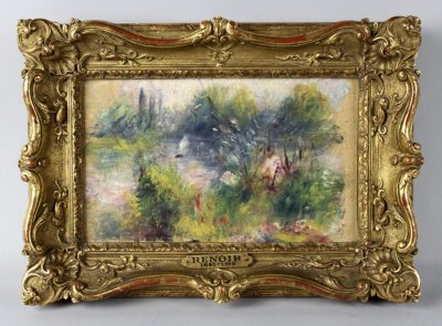 Real-life mystery: stolen Renoir painting returns home to Baltimore Museum of Art