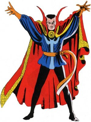 Marvel moves forward with 'Doctor Strange' adaptation