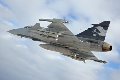 Saab receives new order for Gripen E work