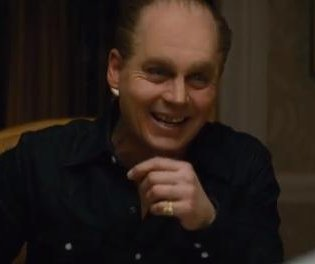 Johnny Depp stars as Whitey Bulger in 'Black Mass' trailer