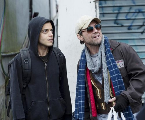 Christian Slater's hacker drama 'Mr. Robot' renewed for a second season