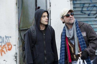 Christian Slater's hacker drama 'Mr. Robot' renewed for a second season
