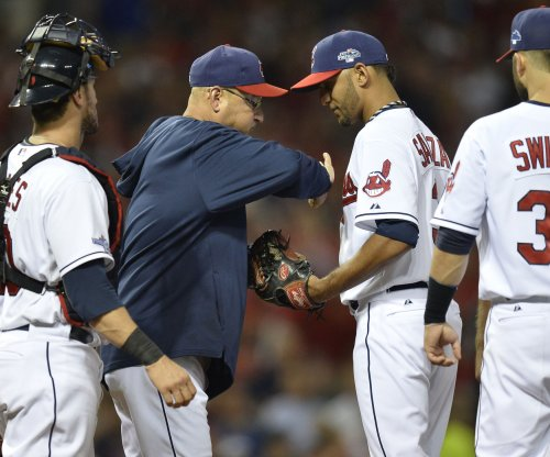 Danny Salazar pitches Cleveland Indians past Boston Red Sox