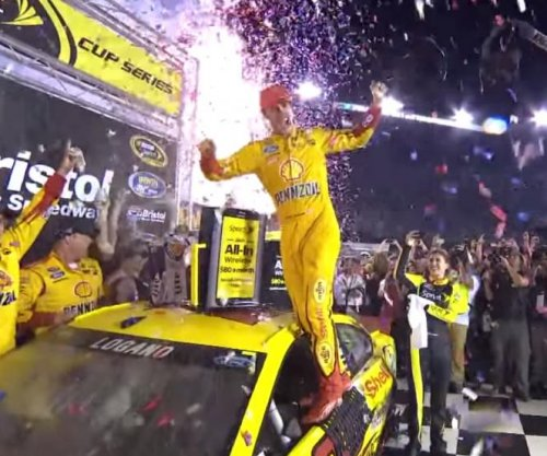 Joey Logano prevails at Bristol