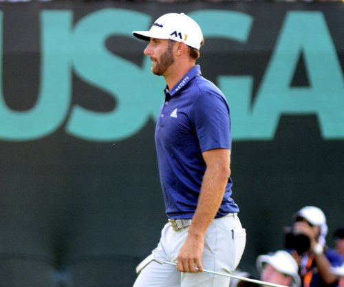Dustin Johnson moves Rory McIlroy out of Top 3