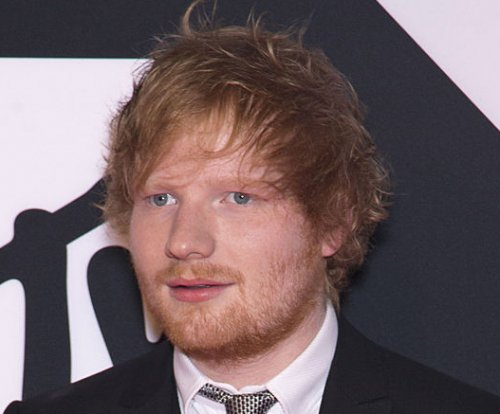 Ed Sheeran sparks marriage rumors with 'wedding ring'
