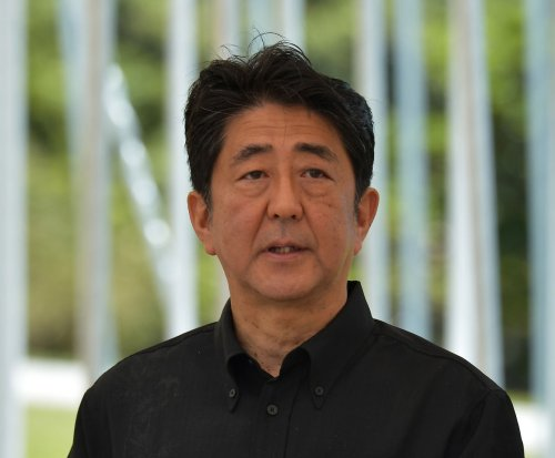 Shinzo Abe condemns North Korea missile launch