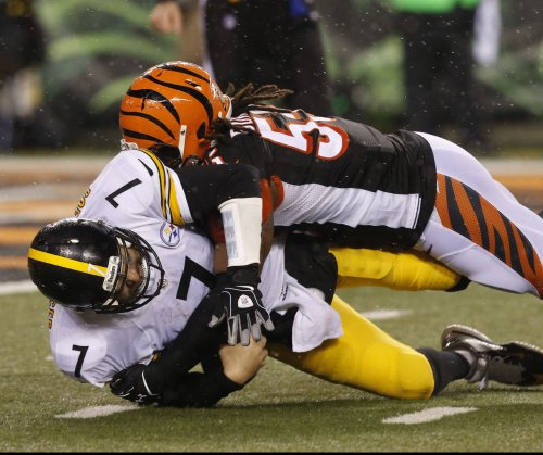 Pittsburgh Steelers meet Cincinnati Bengals...there will be bad blood