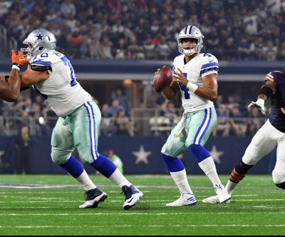 Dak Prescott has Dallas Cowboys riding high despite injuries to Tony Romo, Dez Bryant