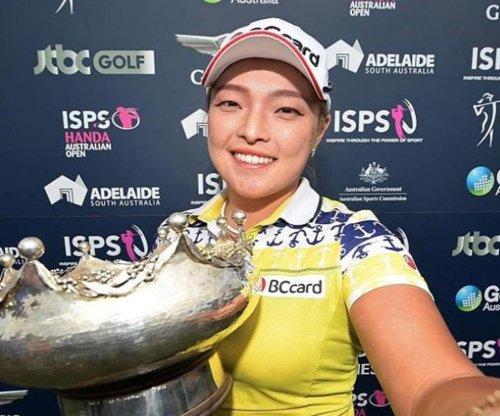 Korean Ha Na Jang rallies to win Women's Australian Open