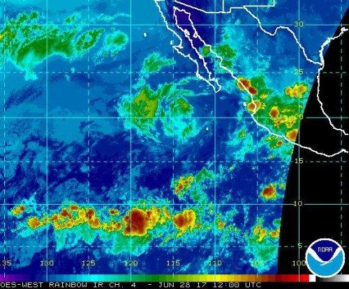 Dora weakens to tropical storm off Mexico's coast