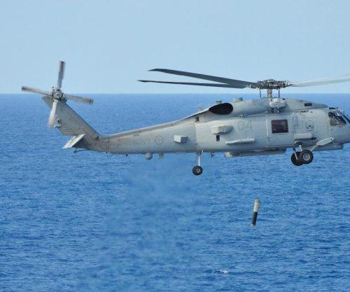 Australia seeks upgrade program for MH-60R helos