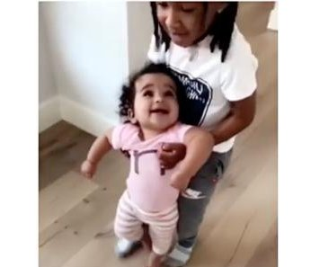 Blac Chyna posts new videos of Dream after custody agreement