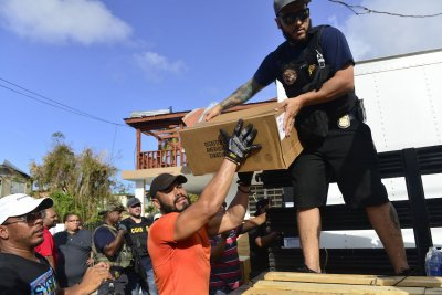 Navy orders another ship to Puerto Rico; San Juan mayor: 'We are dying'