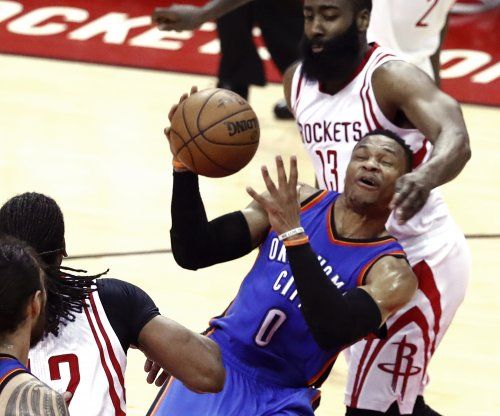 NBA notebook: Oklahoma City Thunder's Russell Westbrook inks 5-year extension
