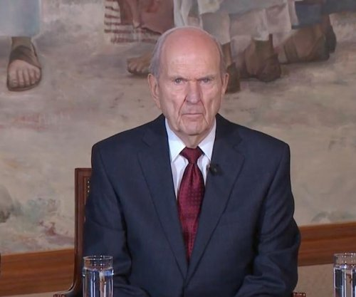 Mormon Church appoints Russell M. Nelson as new president