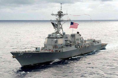 Navy awards contracts for work on U.S. destroyers Stethem, Decatur, Stockdale