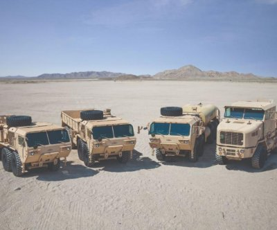 Oshkosh awarded $159.1M for FMTV variant for Israel