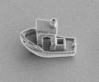Netherlands researchers 3D-print the world's smallest boat