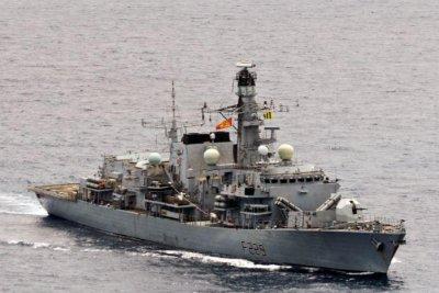 British, Baltic navies conduct Baltic Sea exercises