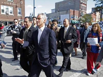 Emanuel hits back on abandonment charge