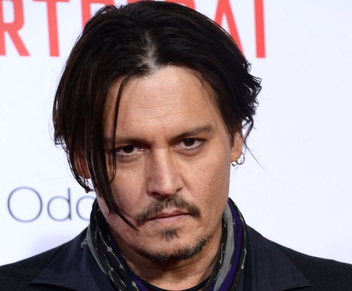 Johnny Depp injured while in Australia filming fifth 'Pirates of the Caribbean'