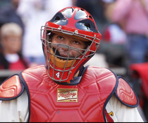 St. Louis Cardinals' Yadier Molina undergoes second thumb surgery